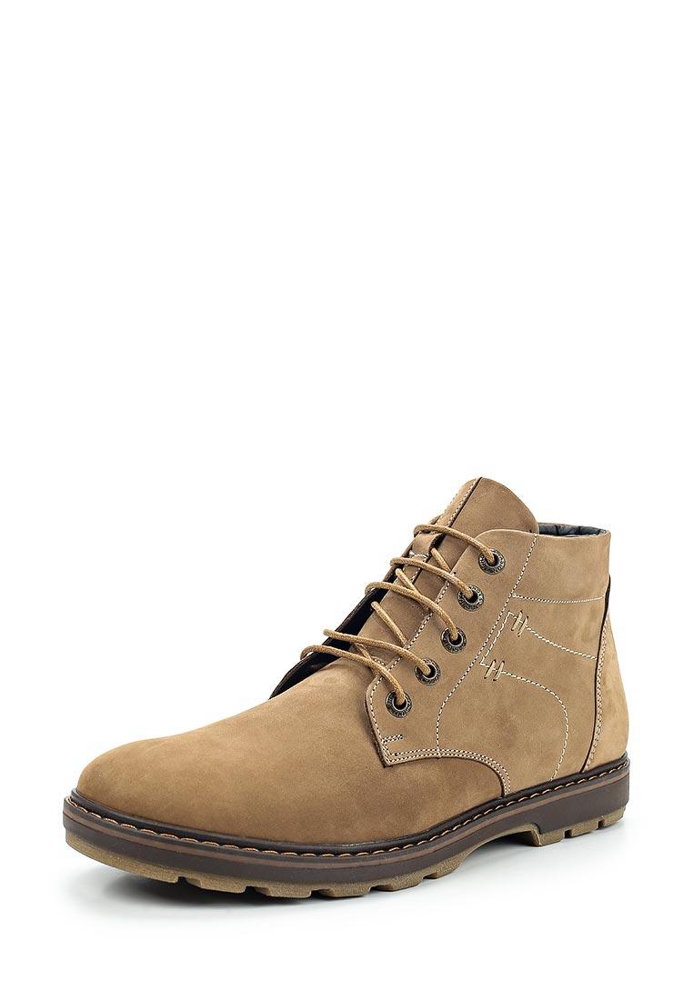 Мужские ботинки Der Spur 18SE_304_12_CAMEL.N