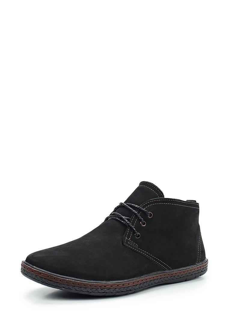 Мужские ботинки Der Spur 2SSA_498_BLACK.N
