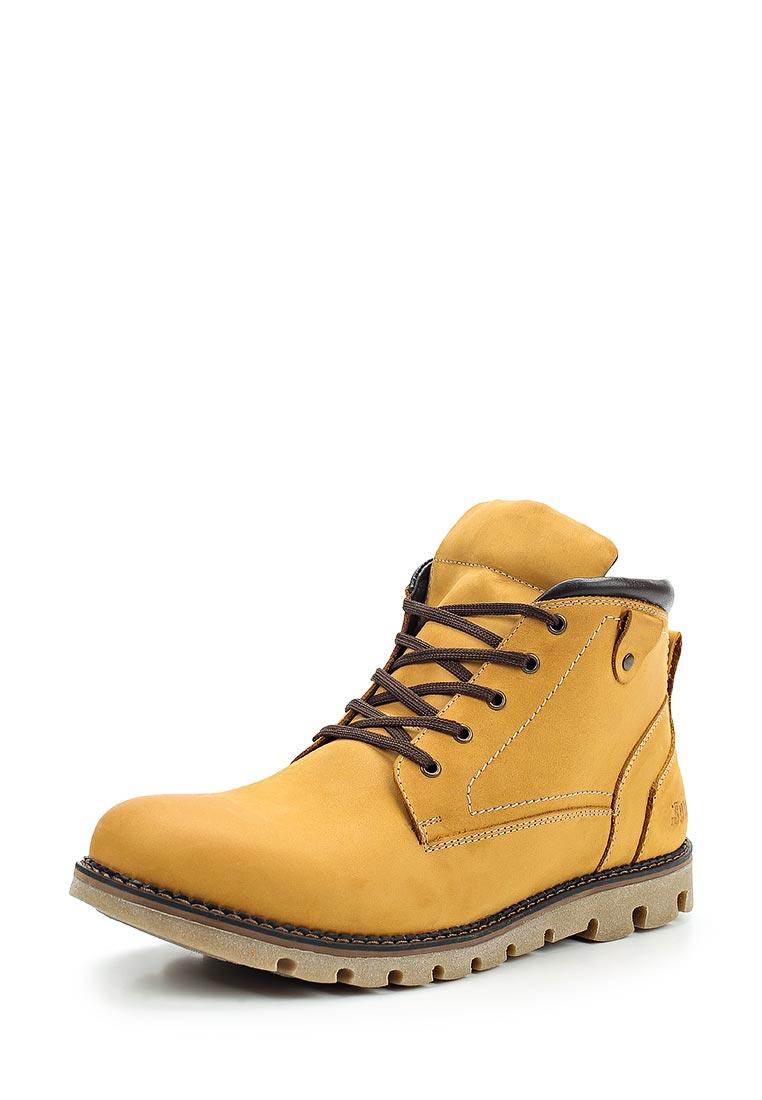 Мужские ботинки Der Spur 42RS_580_60_5_CAMEL.N