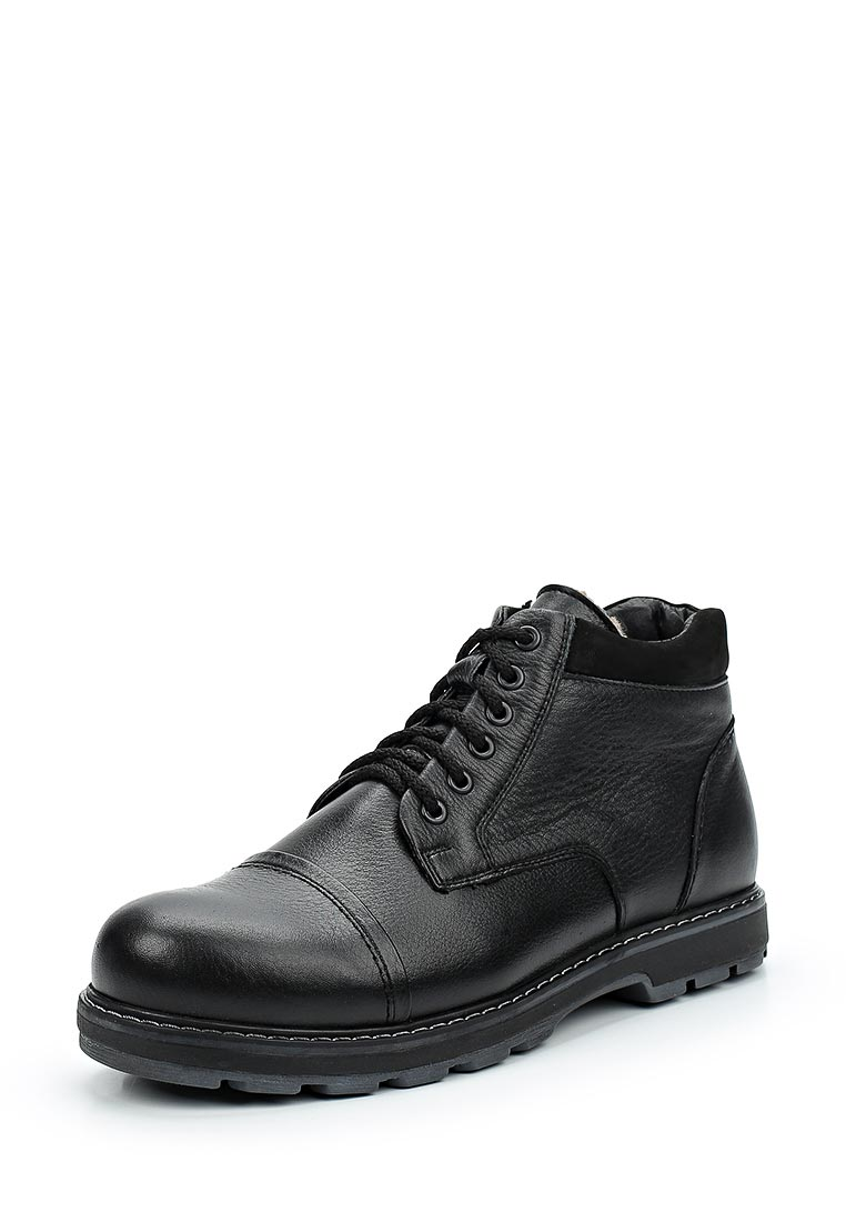 Мужские ботинки Der Spur 42SI_05_BLACK