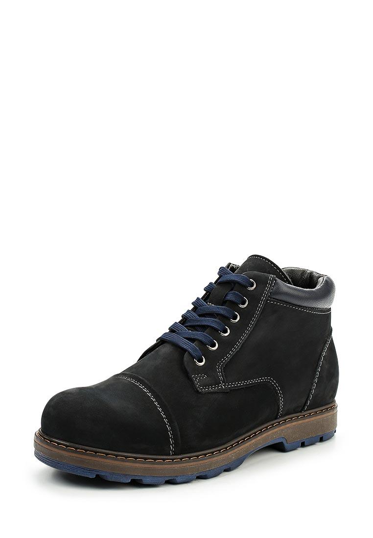 Мужские ботинки Der Spur 42SI_05_BLUE.N