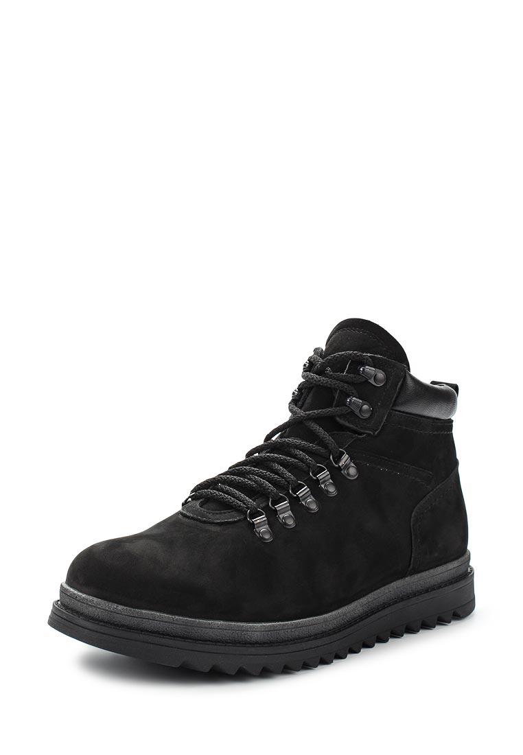 Мужские ботинки Der Spur 44SI_40_BLACK.V