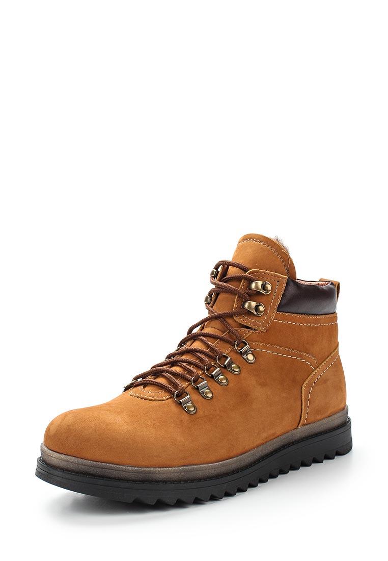 Мужские ботинки Der Spur 44SI_40_CAMEL.N