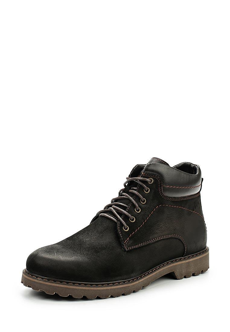 Мужские ботинки Der Spur 7SVA_SV96_28_10T_BLACK.N