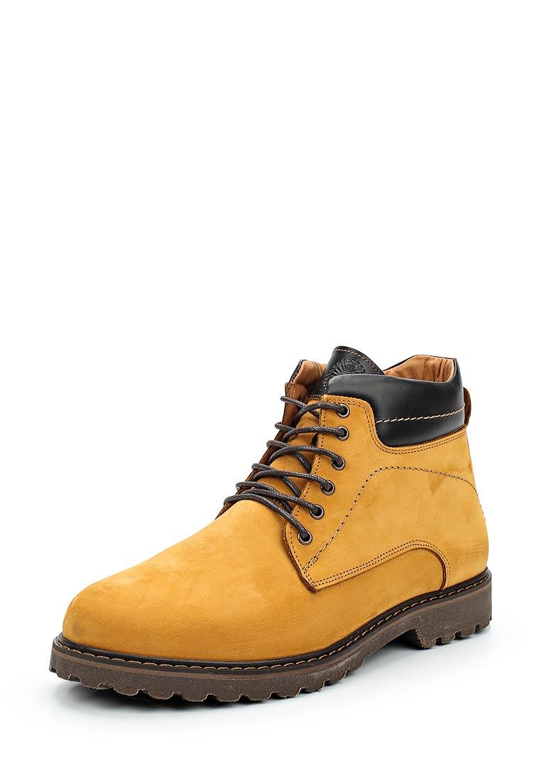 Мужские ботинки Der Spur 7SVA_SV96_28_60_CAMEL.N