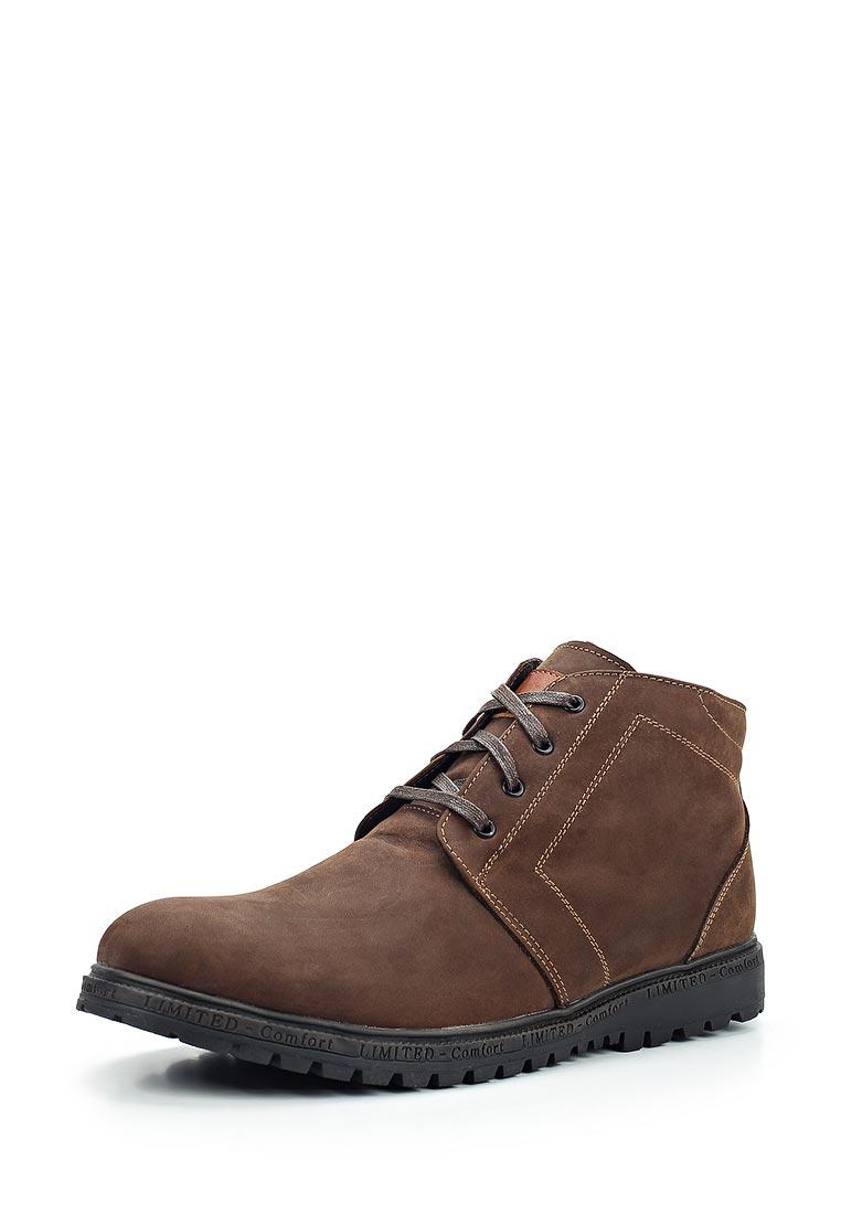 Мужские ботинки Der Spur 8SMC_149_2_BROWN.N