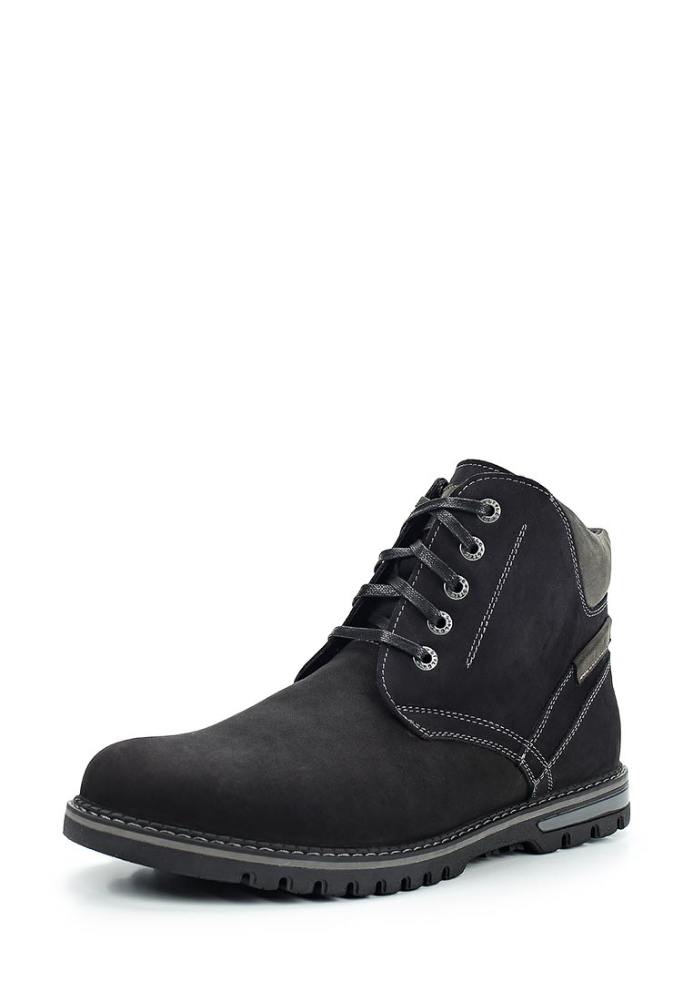 Мужские ботинки Der Spur 9SMC_234_1_BLACK.N