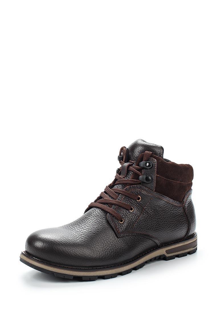 Мужские ботинки Der Spur RS2_603_BROWN