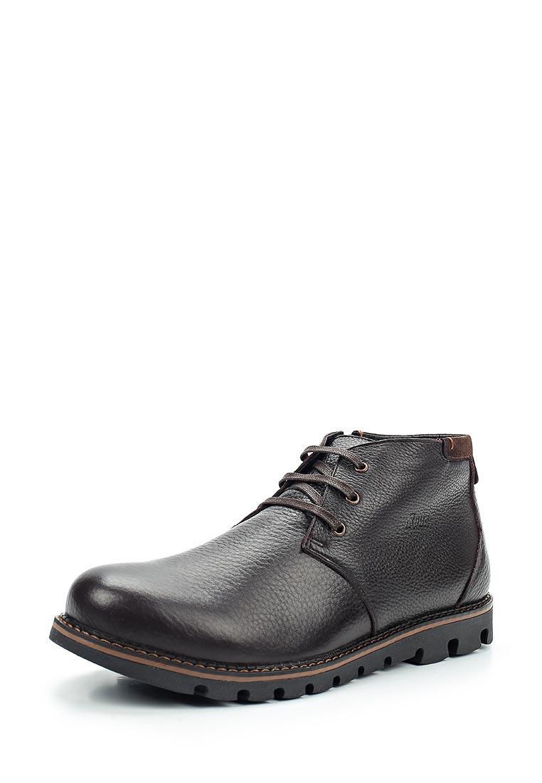 Мужские ботинки Der Spur RS3_419_2_DBROWN