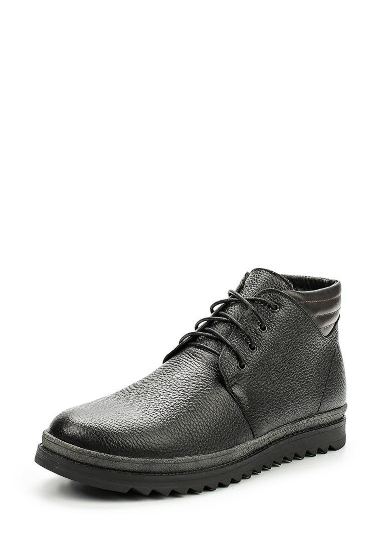Мужские ботинки Der Spur 13SVA_SV146_78_17_BLACK