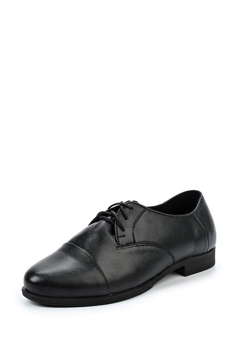 Женские ботинки Der Spur 3SI_317_Black