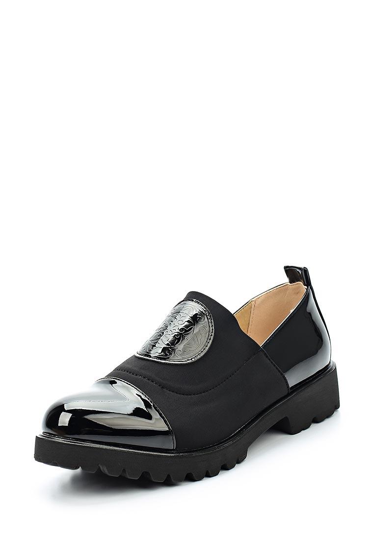 Женские ботинки Der Spur 37SSU_DH016_BLACK