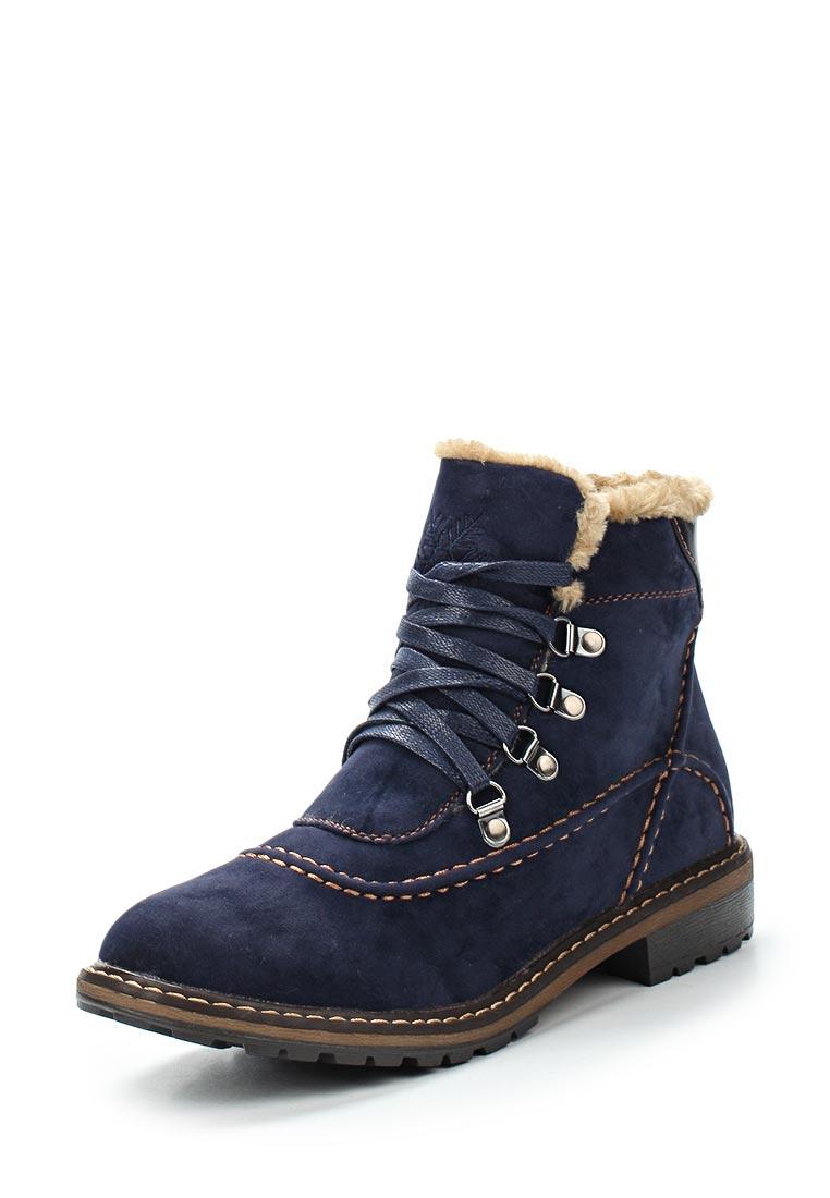 Женские ботинки Der Spur SM3658_50_49_BLUE