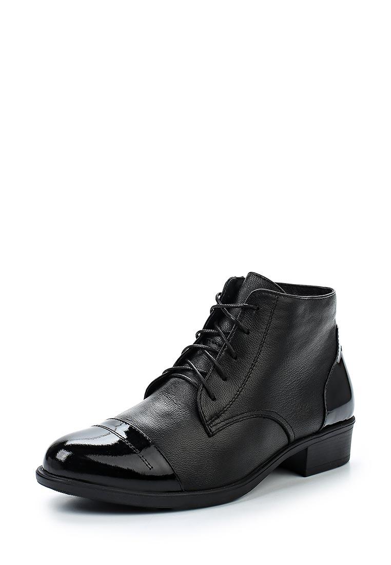 Женские ботинки Der Spur 37SI_128_BLACK.L