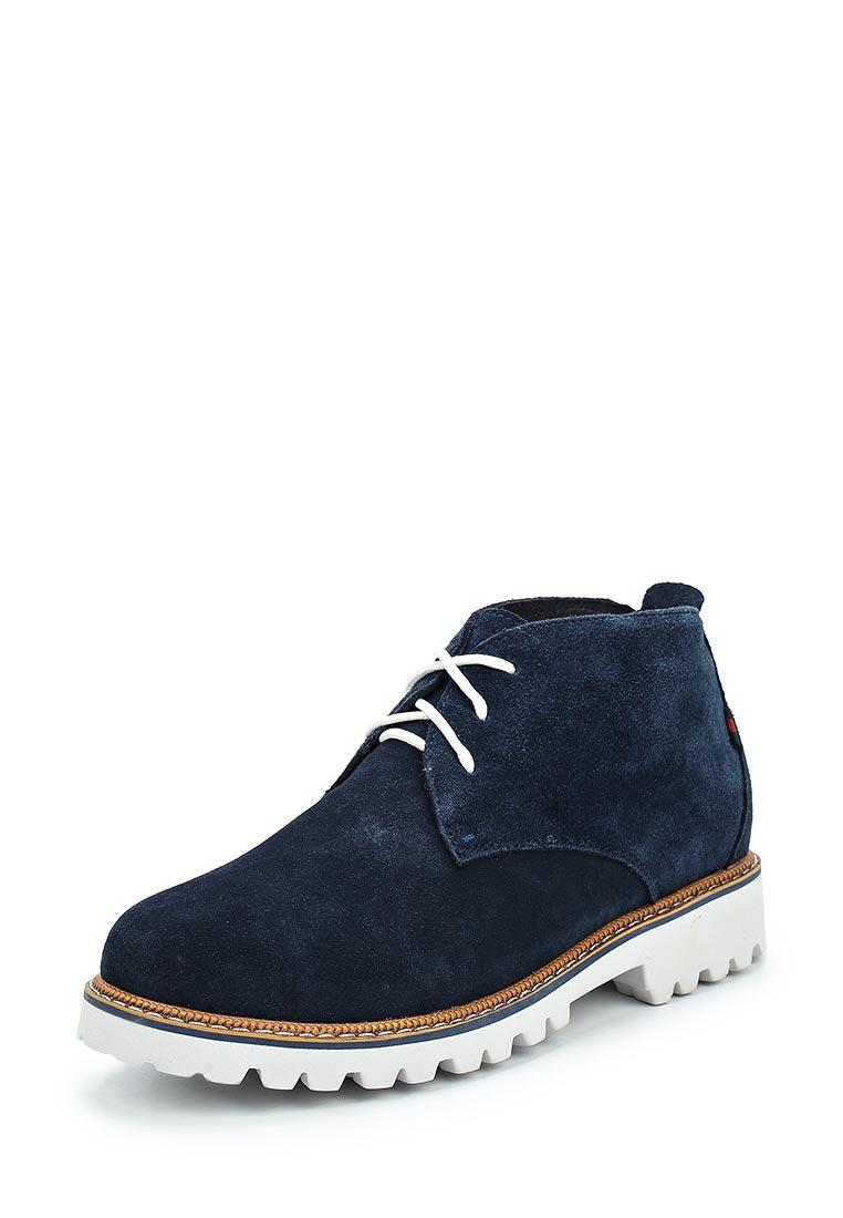 Женские ботинки Der Spur SM4055_51_49_BLUE