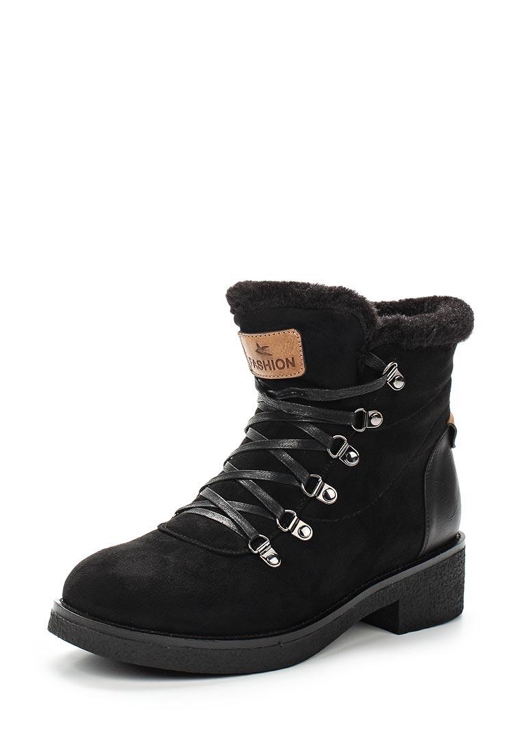 Женские ботинки Der Spur SM4273_51_41_BLACK