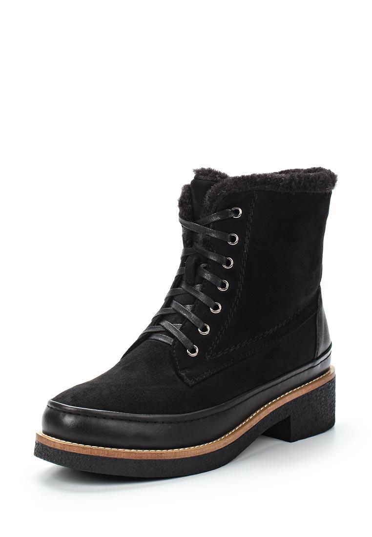 Женские ботинки Der Spur SM4273_53_41_BLACK