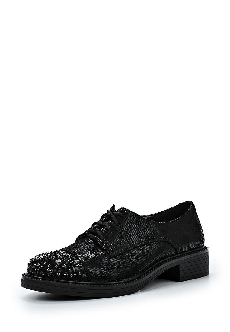 Женские ботинки Der Spur SM4279_01_41_BLACK