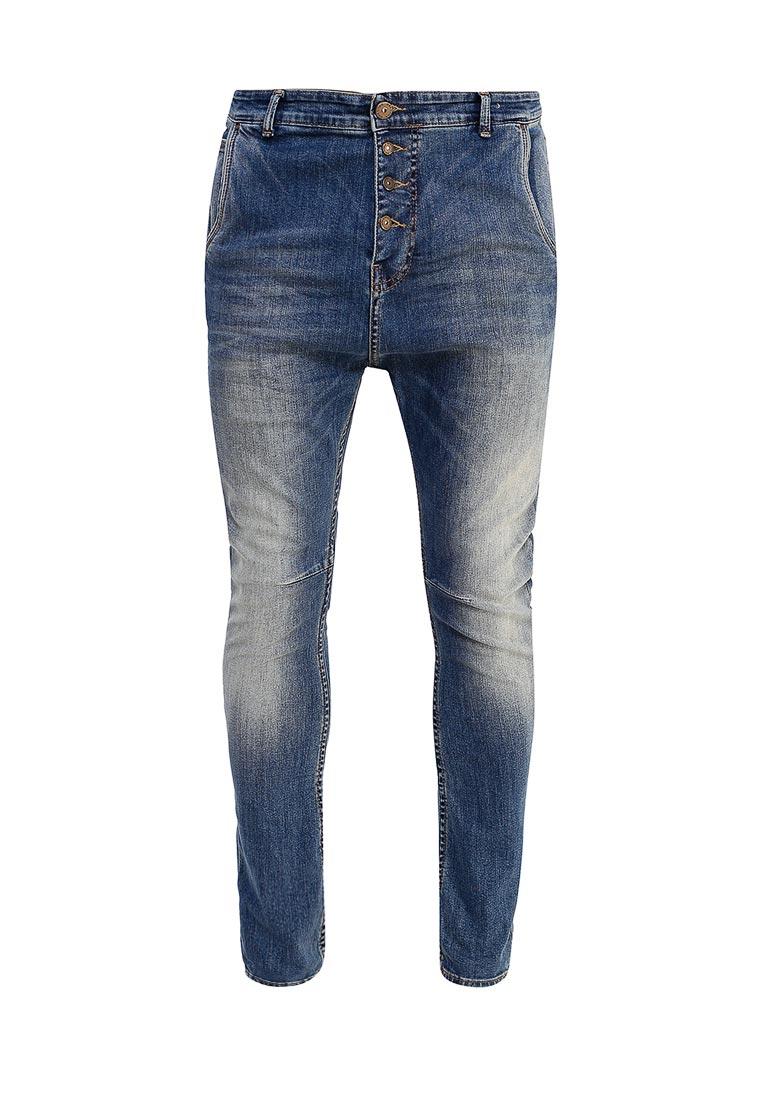 Зауженные джинсы Denim Republic 4380-1314