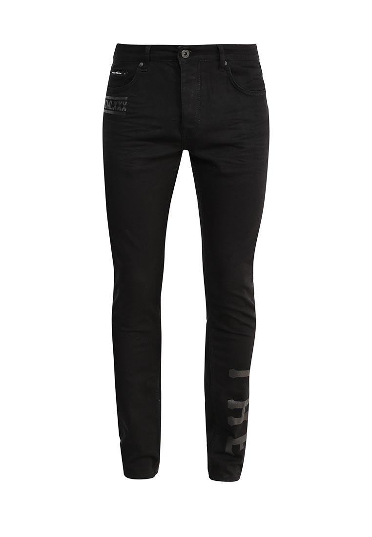 Зауженные джинсы Denim Republic 5065-2064