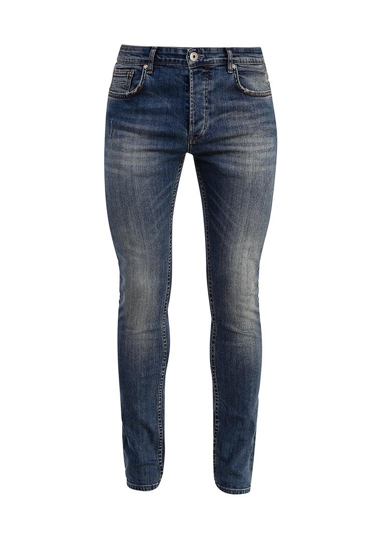 Зауженные джинсы Denim Republic 4820-2350