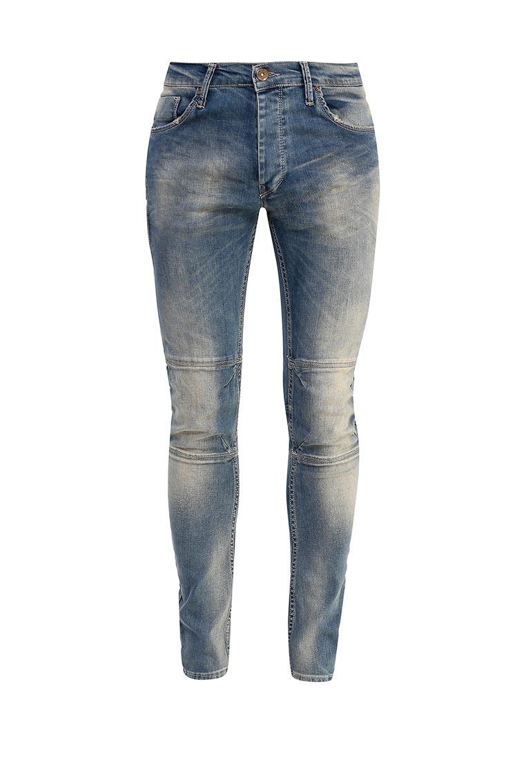 Зауженные джинсы Denim Republic 3948-9910