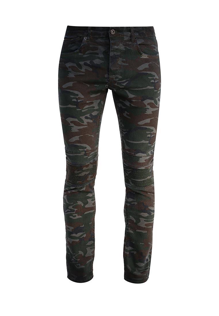 Мужские повседневные брюки Denim Republic 4845-1620