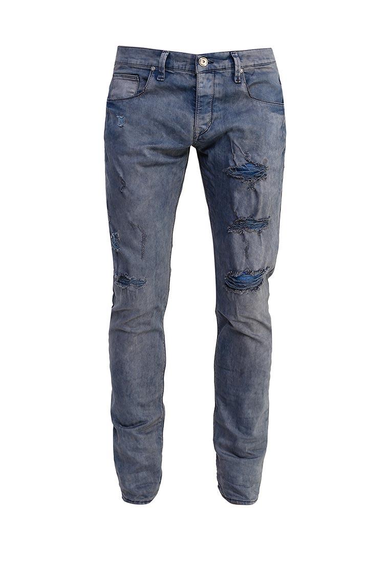 Зауженные джинсы Denim Republic 4325-7892