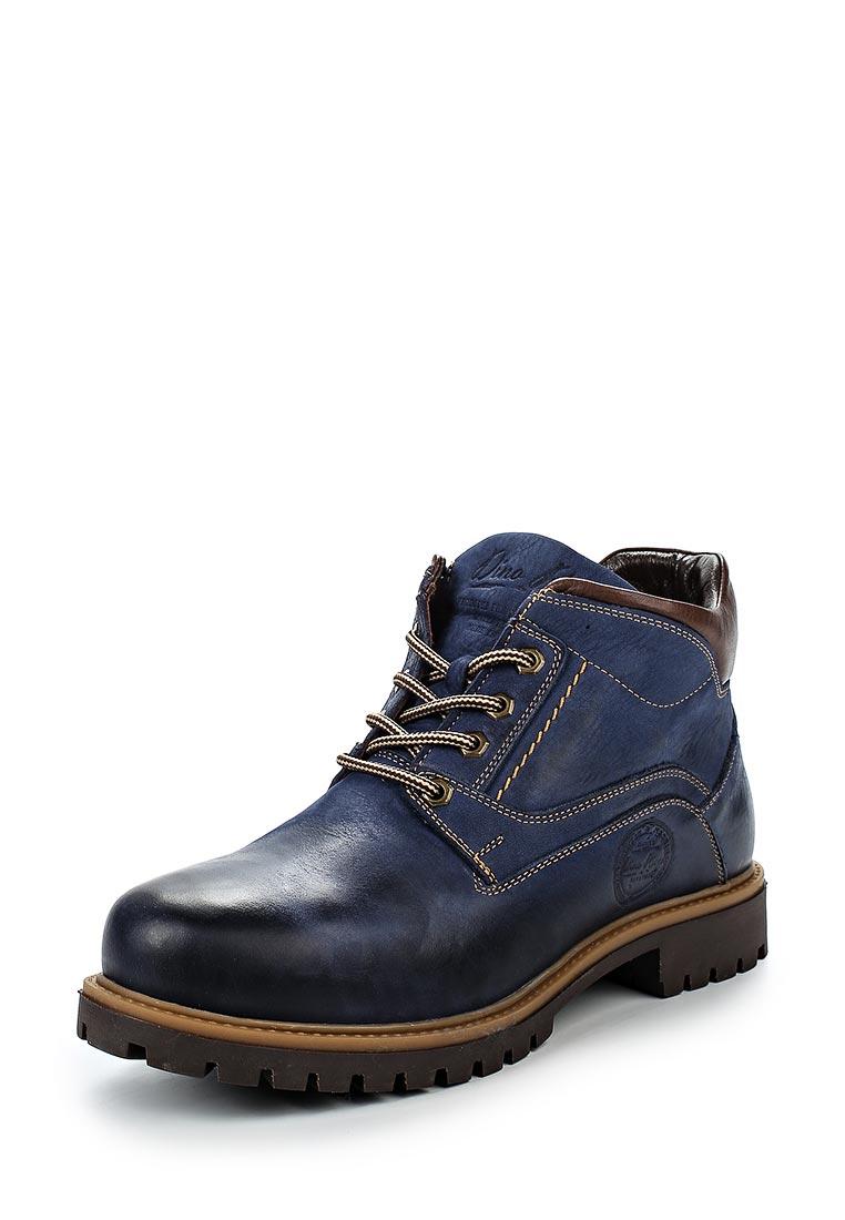 Мужские ботинки Dino Ricci (Дино Ричи) 728-116-03(M)