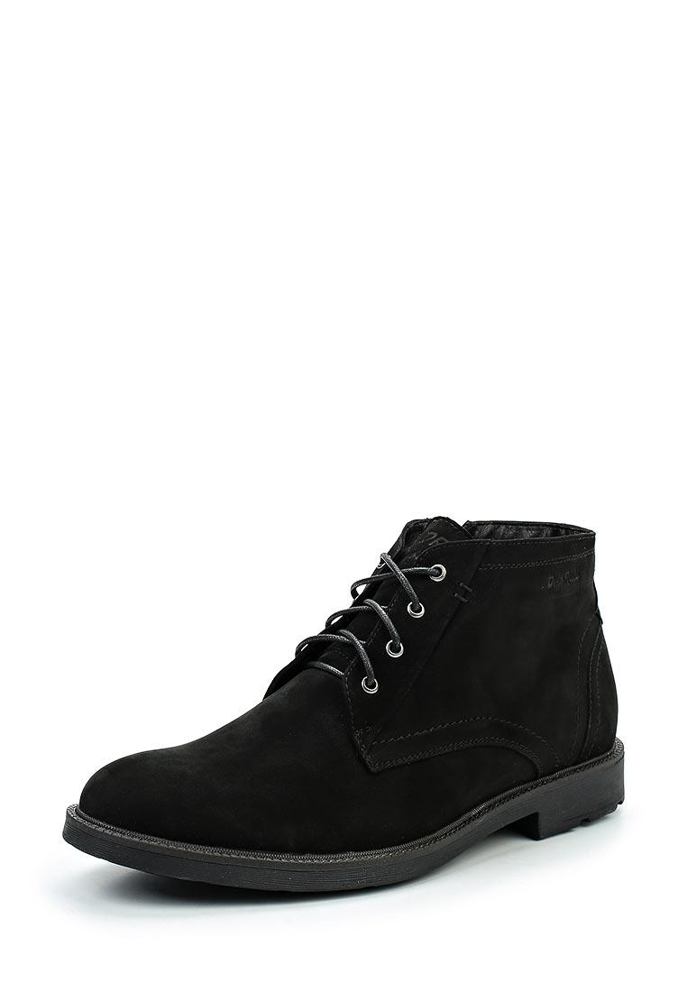 Мужские ботинки Dino Ricci (Дино Ричи) 505-04-01(W)