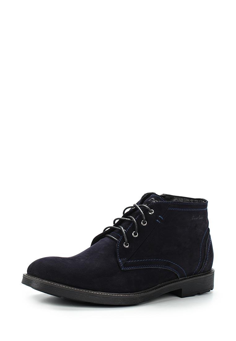Мужские ботинки Dino Ricci (Дино Ричи) 505-04-03(W)