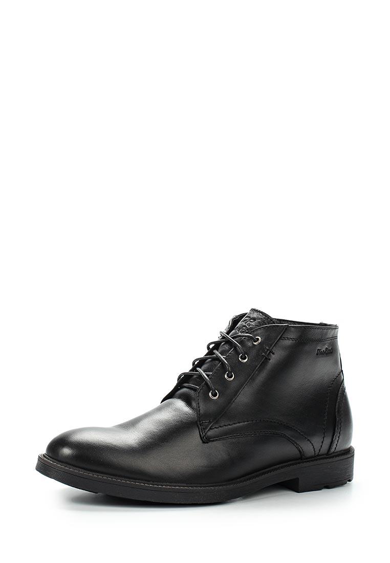 Мужские ботинки Dino Ricci (Дино Ричи) 505-04-04(W)
