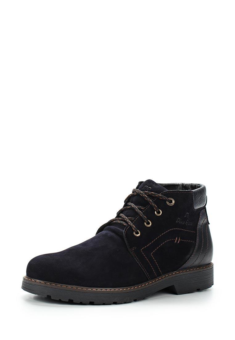 Мужские ботинки Dino Ricci (Дино Ричи) 505-06-02(W)