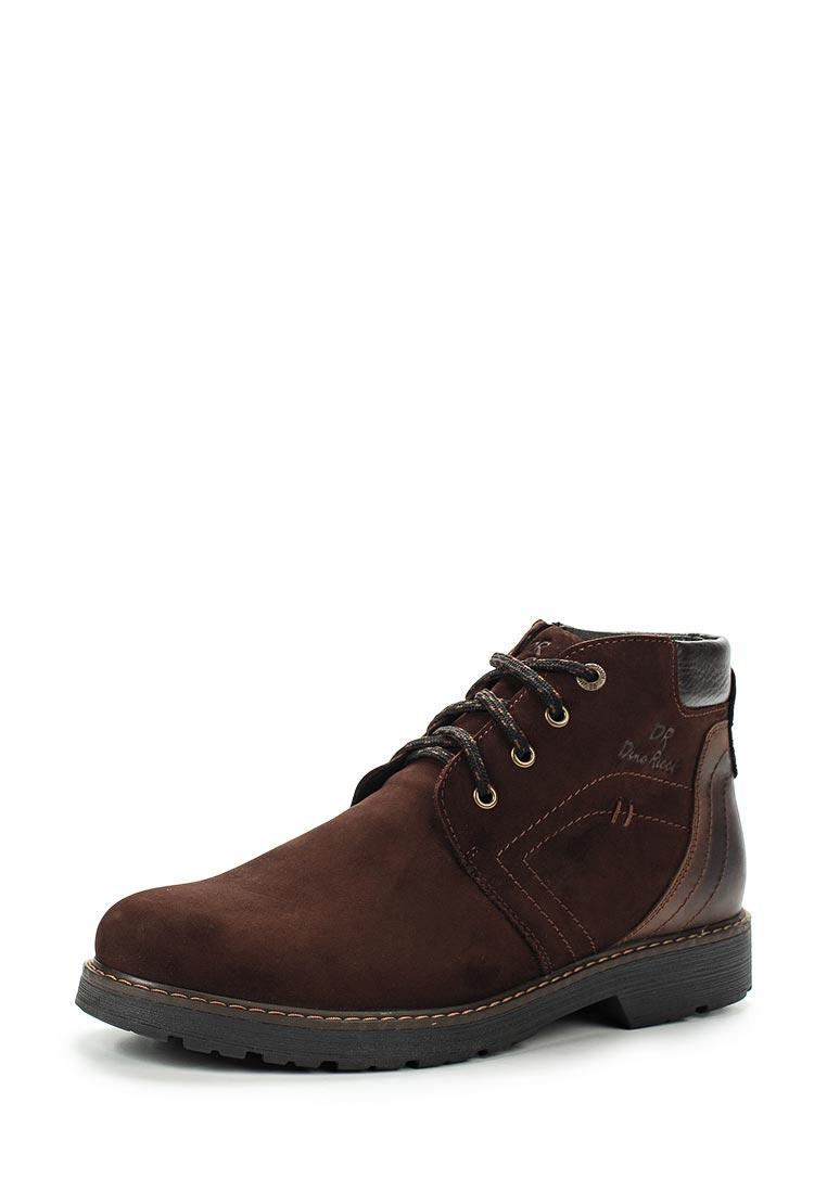 Мужские ботинки Dino Ricci (Дино Ричи) 505-06-03(W)