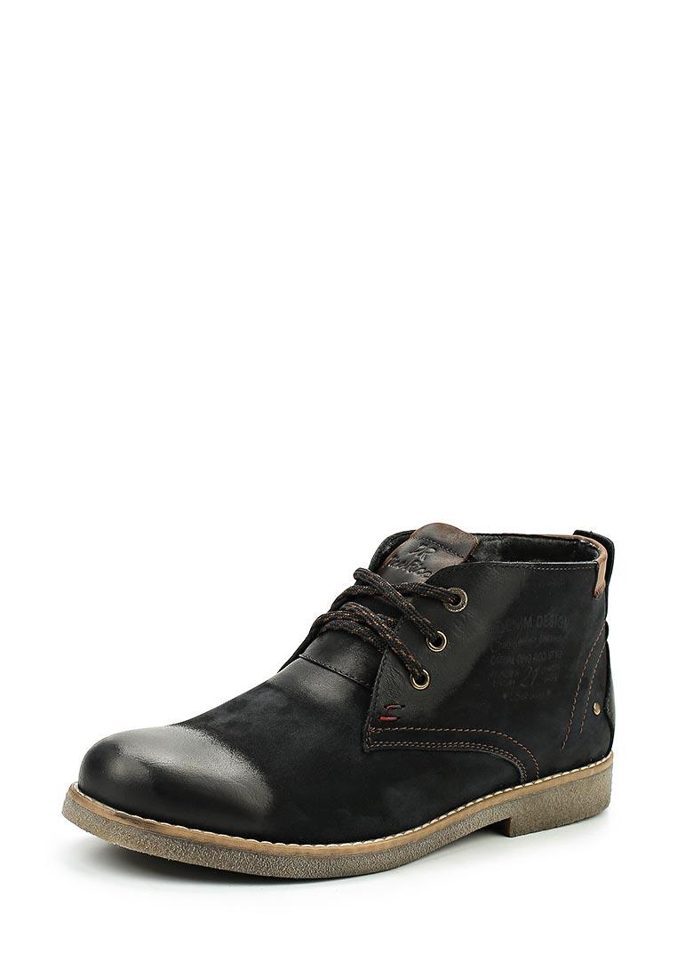 Мужские ботинки Dino Ricci (Дино Ричи) 505-08-03(W)