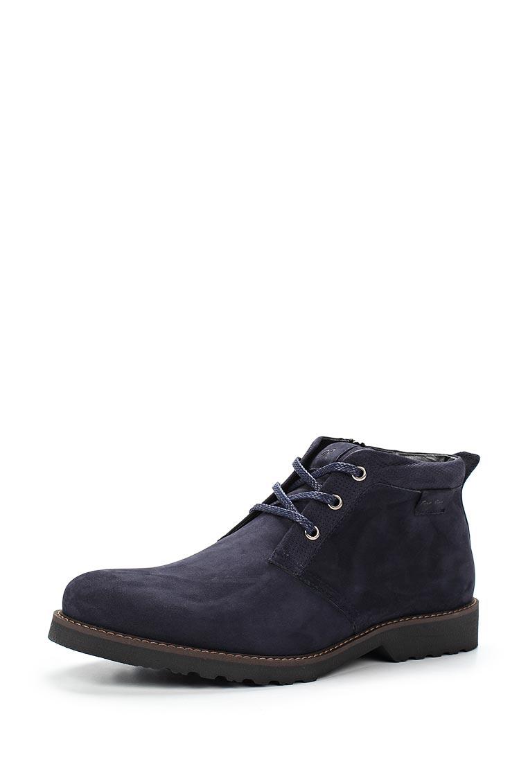 Мужские ботинки Dino Ricci (Дино Ричи) 517-13-04(W)