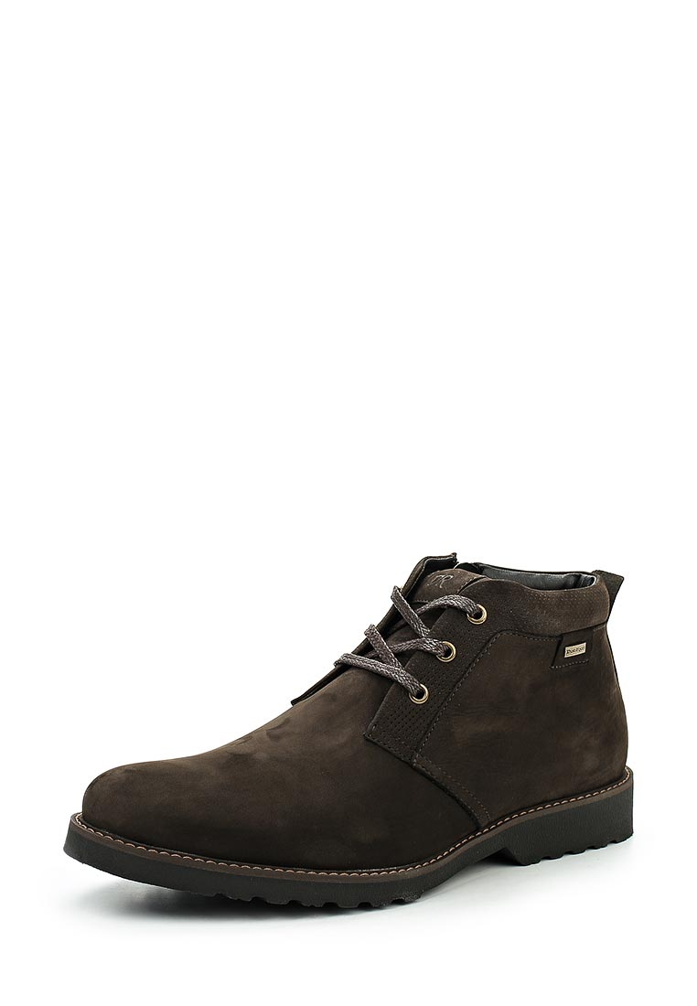 Мужские ботинки Dino Ricci (Дино Ричи) 517-13-05(W)