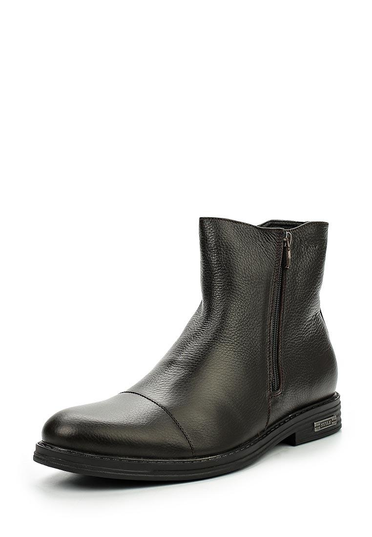 Мужские ботинки Dino Ricci (Дино Ричи) 519-05-01(M)