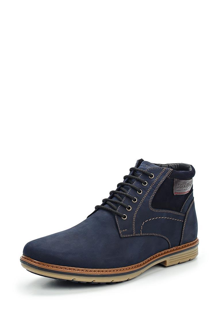 Мужские ботинки Dino Ricci (Дино Ричи) 522-07-02(W)