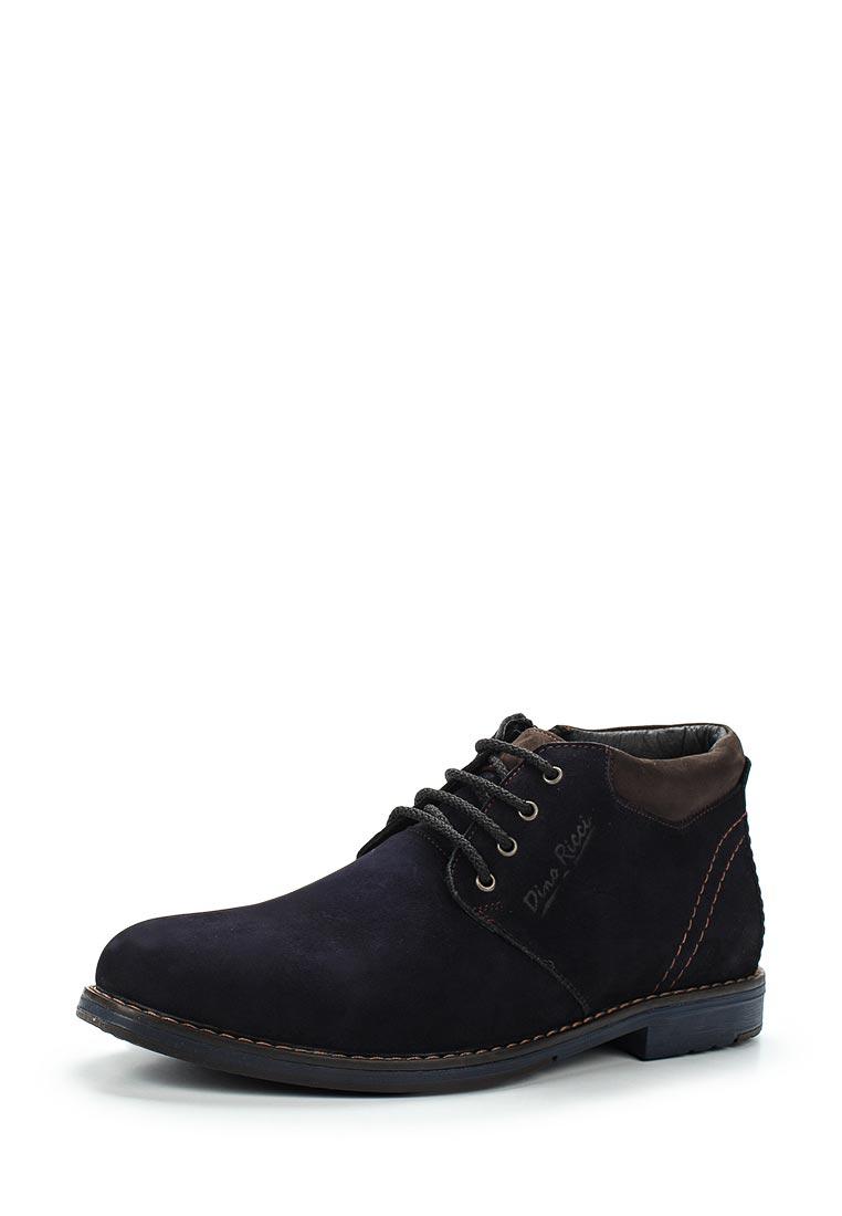 Мужские ботинки Dino Ricci (Дино Ричи) 522-08-02(W)