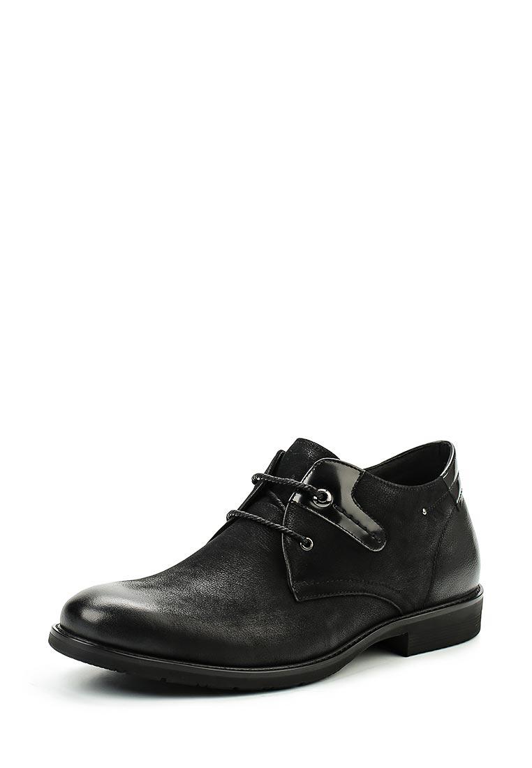 Мужские ботинки Dino Ricci (Дино Ричи) 104-132-55(T)