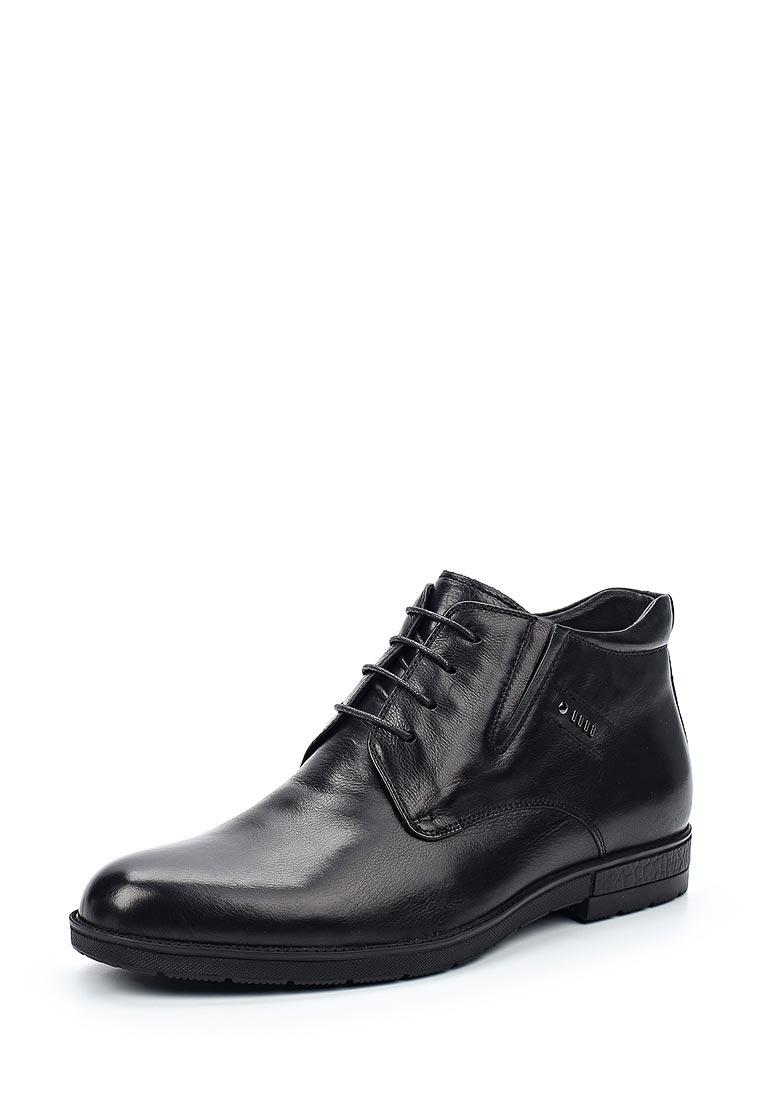 Мужские ботинки Dino Ricci (Дино Ричи) 162-07-02(M)