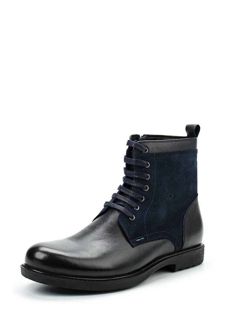 Мужские ботинки Dino Ricci (Дино Ричи) 164-06-02(T)