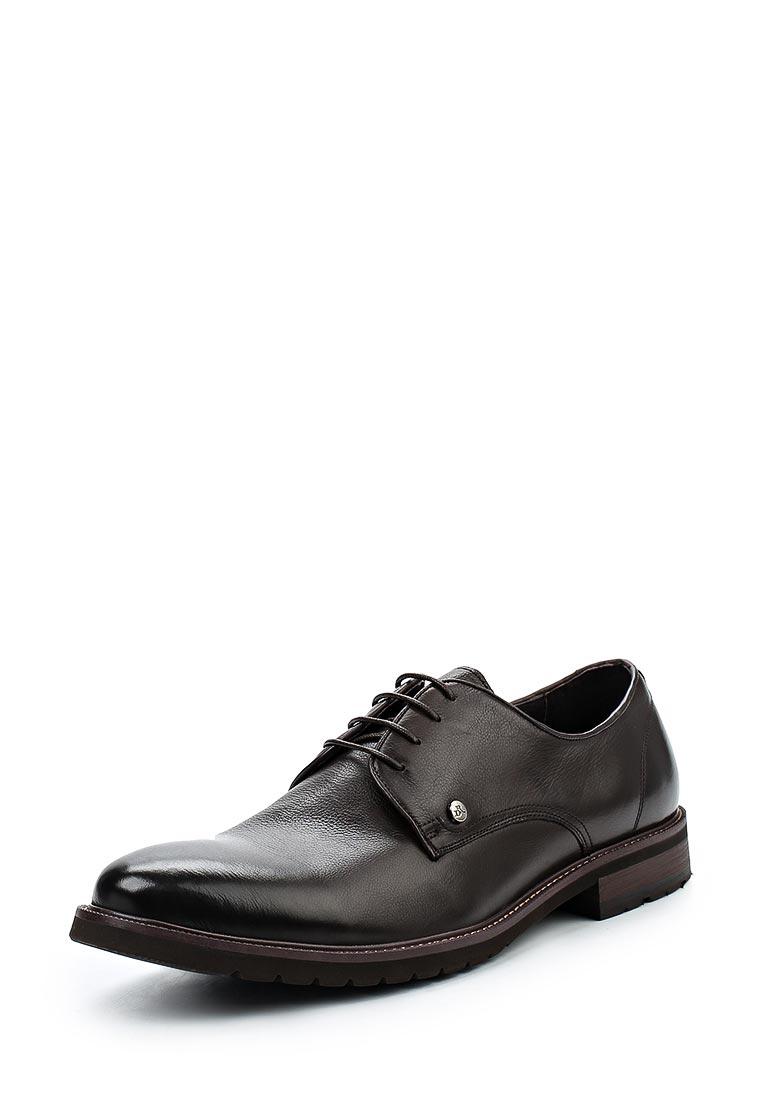 Мужские туфли Dino Ricci (Дино Ричи) 166-04-05