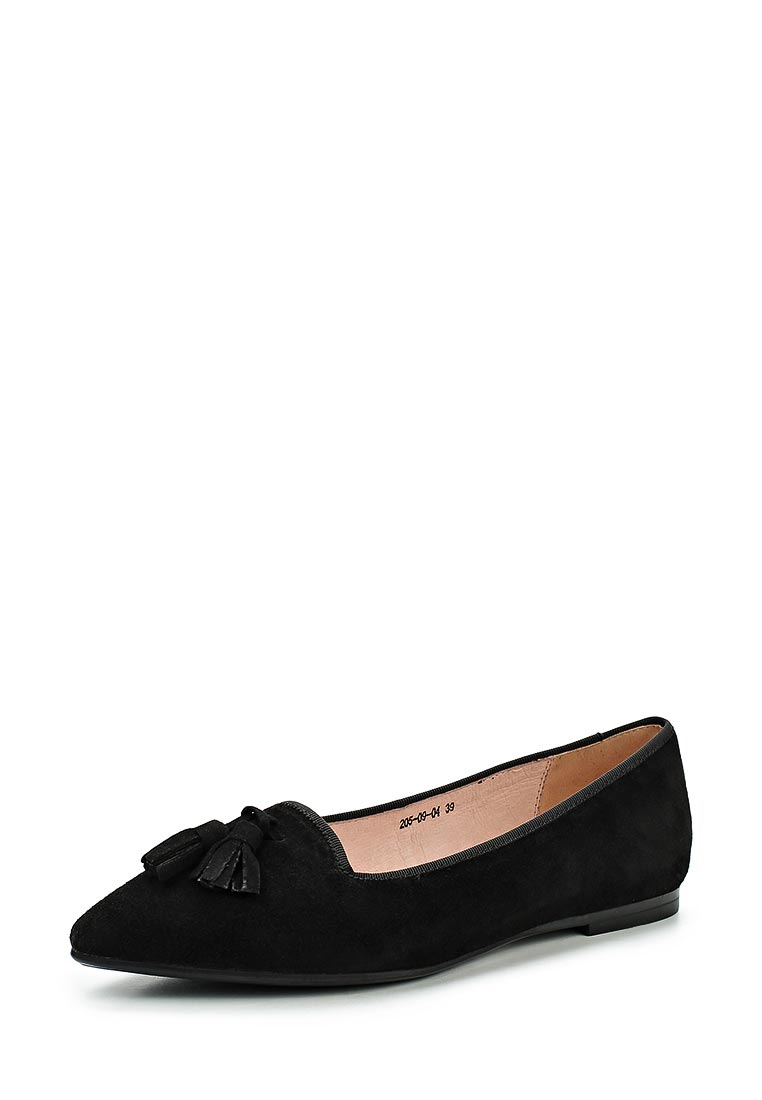 Туфли на плоской подошве Dino Ricci (Дино Ричи) 205-09-04