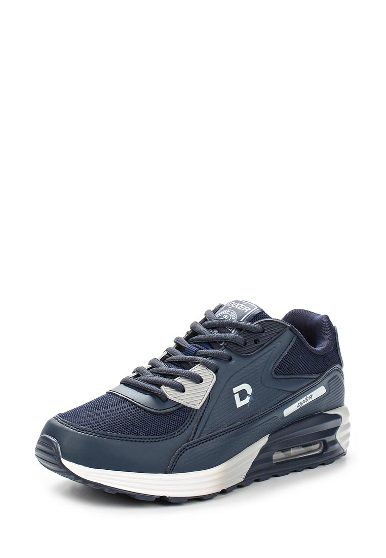 Кроссовки для мальчиков Dixer 189-30BL-014ST