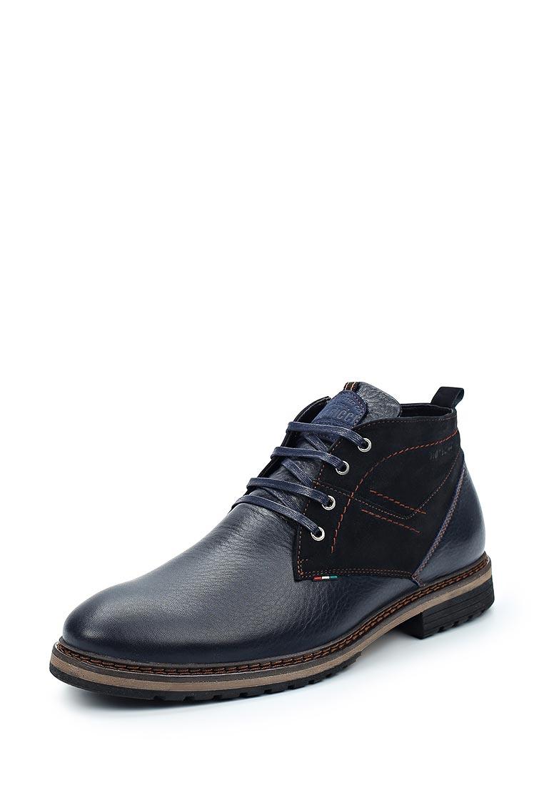 Мужские ботинки Dino Ricci Trend 511-23-01(W)