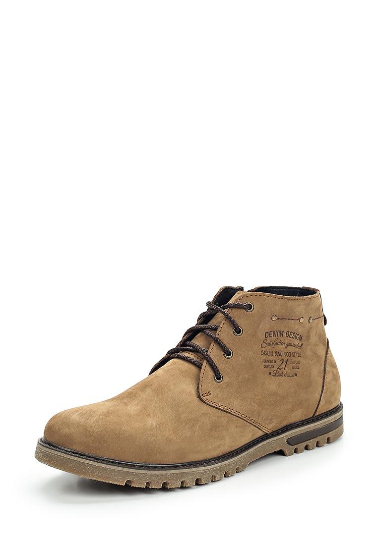 Мужские ботинки Dino Ricci Trend 523-01-06(W)