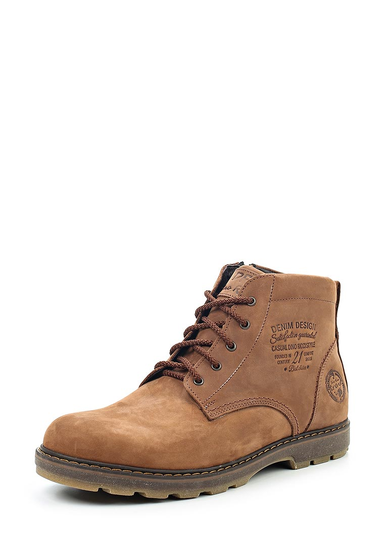 Мужские ботинки Dino Ricci Trend 514-13-04(M)