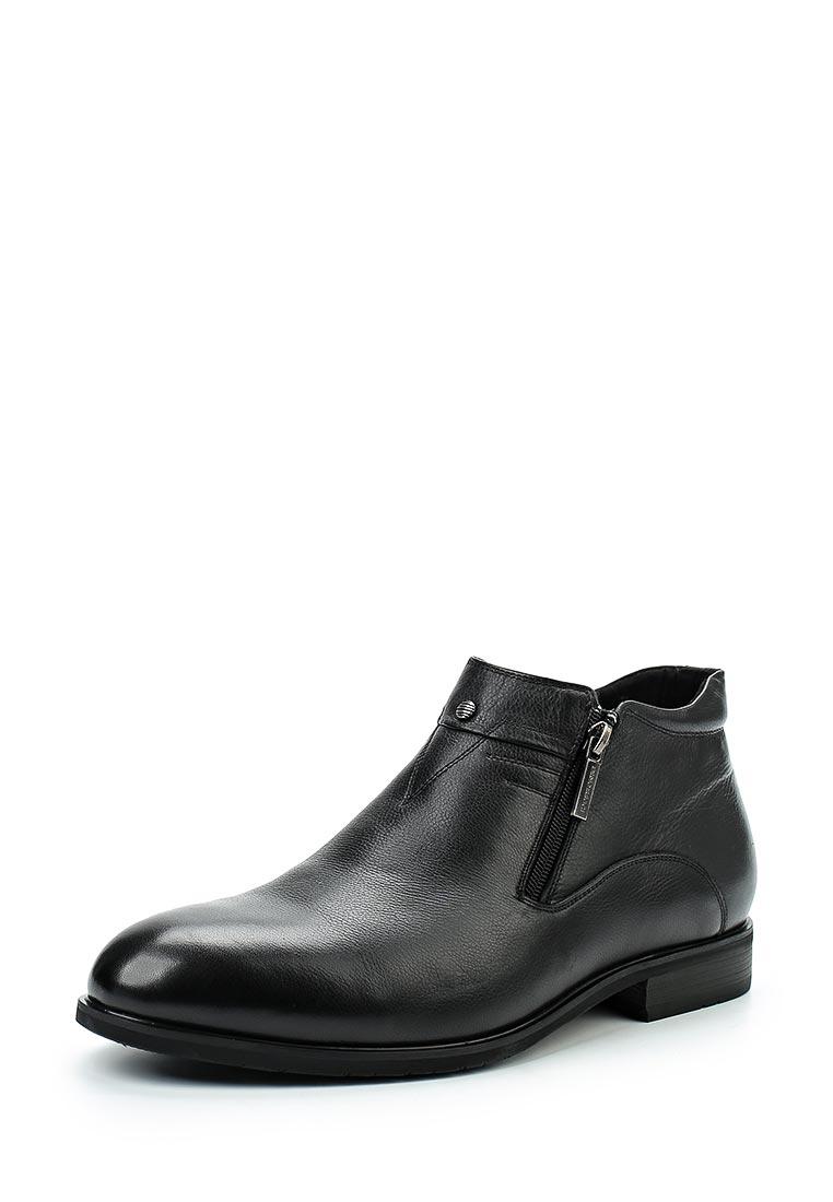 Мужские ботинки Dino Ricci Select 358-57-02(W)